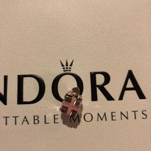 Jewelry - Pandora Wrapped In Love Charm,791132EN24